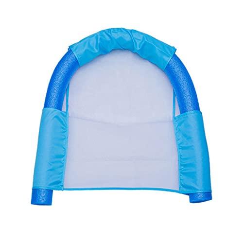 Taloit Hamaca inflable, palo de natación flotante silla agua Junta flotante fila tabla de natación Kick Board Adultos y niños