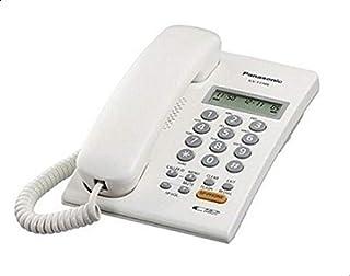Panasonic Corded Telephone - Panasonic KX-T7705 - White