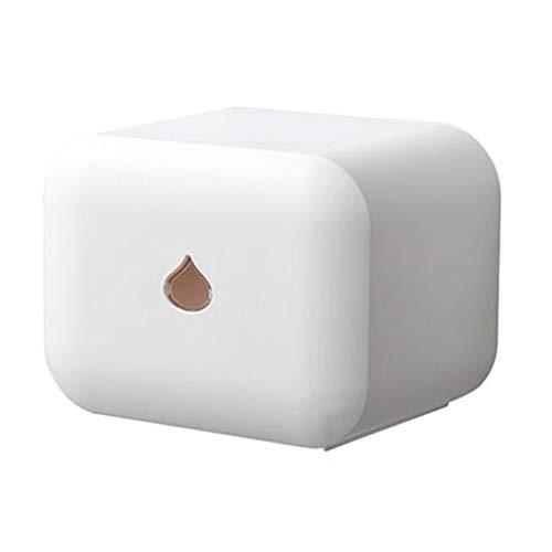 ZAJ Papierhandtuchhalter Toilettenpapierhalter, Gewerbe Toilettenpapierhalter, Serviettenspender Küchenaufbewahrungsbehälter, Küchenpapierhandtuchhalter, Box Gewebe Toilettenpapierhalter