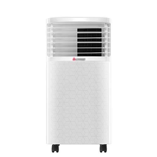 Jcoco 3-in-1 beweegbare conditioner, luchtontvochtiger en ventilator met negatieve ionen-luchtreiniging en afvoerslang, atomisatie niet nodig ontwatering, luchtfilter en timer met afstandsbediening.
