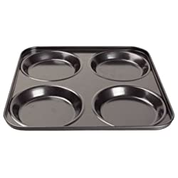 Guys will love getting a yorkshire pudding tin pan for their traditional 10 year wedding anniversary gift