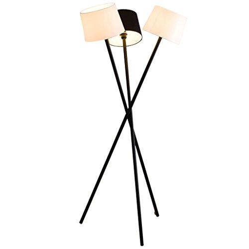 LOVELY LAMP Trois Lampadaire, Simple Épissure Bar Salon Canapé Lampe Pied Interrupteur, Support De Triangle