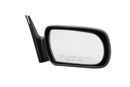 Pilot ty3509410–2r00Toyota Camry negro cable de no climatizada Reemplazo lado del pasajero espejo