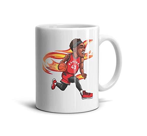 RSEWAW Milwaukee-Bucks-vs- Ceramic Mug Classic Coffee Cup Tea Home Porcelain Mugs White