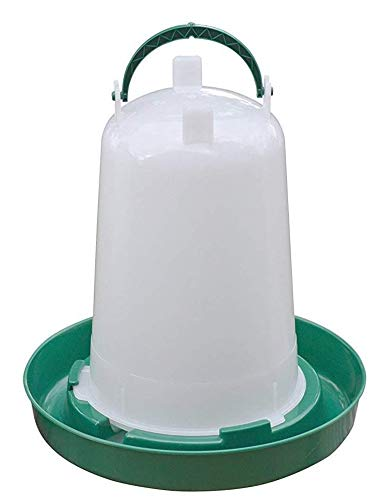 RentACoop Chick Feeder Waterer Kit (1.5 L Waterer 1L Feeder Kit)
