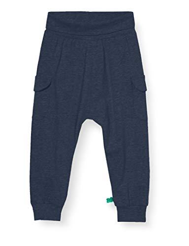 Fred'S World By Green Cotton Alfa Pocket Pants Pantalon, Bleu (Midnight 019411006), 62 Bébé garçon