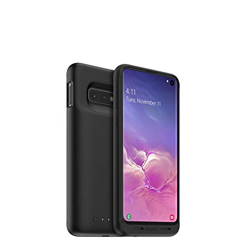 Mophie Juice Pack - Protective Battery Case for Samsung Galaxy S10 – Charging Case – Wireless Charging ($9.00 With Free Prime shipping )