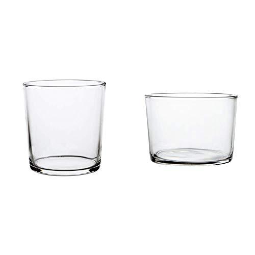 Luminarc Vaso de Pinta, 36 cl + Vaso de chiquito, 23 cl