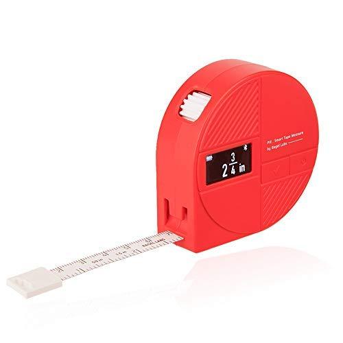 Pie by Bagel Labs Smart Maßband für Ihren Körper – einfache Zieleinstellung für Gewichtsverlust, Muskelzunahme und Fitness über digitale Maßband-App und Maßband für den Körper