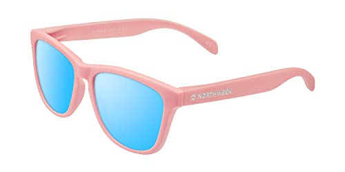 Northweek Regular Hawkins Gafas, Rosa - Azul Cielo, Adulto Unisex Adulto
