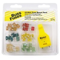 Buss Mini Fuse Pack 30 A by Bussmann Electrical