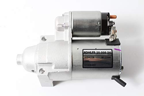 Kohler 25-098-24-S Electric Starter Replaces 25-098-20-S 25-098-21-S OEM