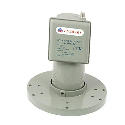 X-DREE PM-1210 F-Buchse Buchse C-Band Eine Kabellösung LNBF 5150/5750 MHz (d64d1920b32bb565d9bb463019acee4b)