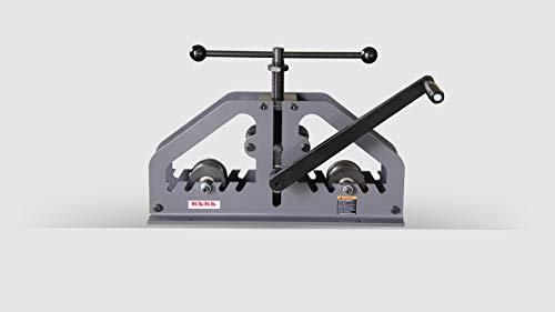 KAKA Industrial TR-60 Tube Roll Bender, and Versatility Bender, High adjustability, Portable Tubing Pipe Bender