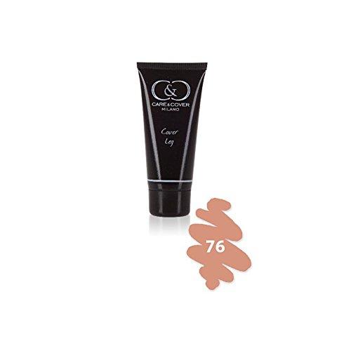Care & Cover Cover Leg Crème, couvre imperfections sur le corps et jambes 100 ml 100 ml 76