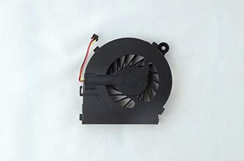 3CTOP ventilador de refrigeración de CPU para HP Pavilion g4-1000 g6-1000 g7-1000 series, compatible con el número de pieza MF75120V1-C170-S9A