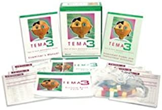 Proed TEMA-3: Test of Early Mathematics Ability - Third Edition
