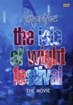 DVD ** THE ISLE OF WIGHT FESTIVAL (MESSAGE TO LOVE) **(THE MOVIE) ** COVER/ NEAR MINT/MINT * DVD/ NEAR MINT ** 1970