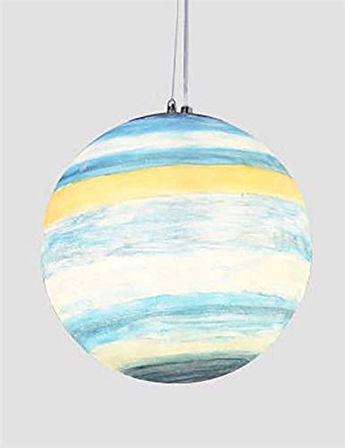 Iluminación Luz De Techo Lámpara Colgante Lámparas Para Niños, Lámparas Astronómicas, Planeta, Luna, Sol, Neptuno, Tierra, Urano
