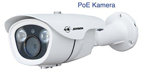 Jovision Full HD PoE Cámara IP para Interiores y Exteriores, Tipo: n5fl de DT de PoE