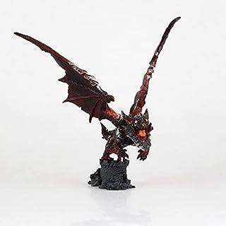 ZILLE - Action & Toy Figures - 20 CM Cataclysm Neltharion Figure Blizzard World of Warcraft Garage Game Figures WOW Death ...