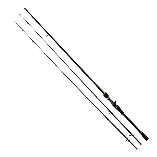 KXDLR 2.4M Spinning Angelrutencarbon Rod M MH 2 Tipps Test-10-40G Sensitive Angelrute,Casting Rod 2.4m
