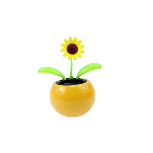 Aokshen Solar Tanzende Blume – Sonnenblume, Mini