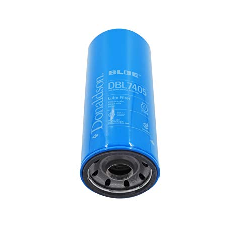 DBL7405 (ELF7405) Lube Filter, Spin-On Full Flow Donaldson Blue (Pack of 6)