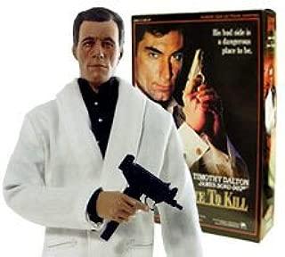 James Bond License To Kill Collectors Figure- Robert Davi as Franz Sanchez by James Bond Collectible Figures 1:6 Scale