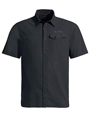 VAUDE Herren Hemd Men's Rosemoor Shirt, phantom black, 52, 413226785400