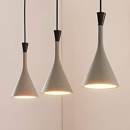 Lindby Pendelleuchte 'Flynn' (Modern) in Alu u.a. für Wohnzimmer & Esszimmer (3 flammig, E14, A++) - Deckenlampe, Esstischlampe, Hängelampe, Hängeleuchte, Wohnzimmerlampe