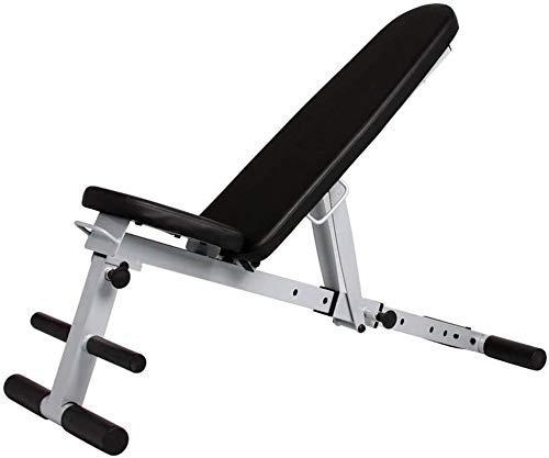 avis site musculation professionnel Banc de musculation JINHH, banc de musculation réglable, table assise, équipement de fitness pliable…