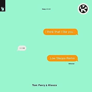 I Think That I Like You (Low Steppa Remixes)