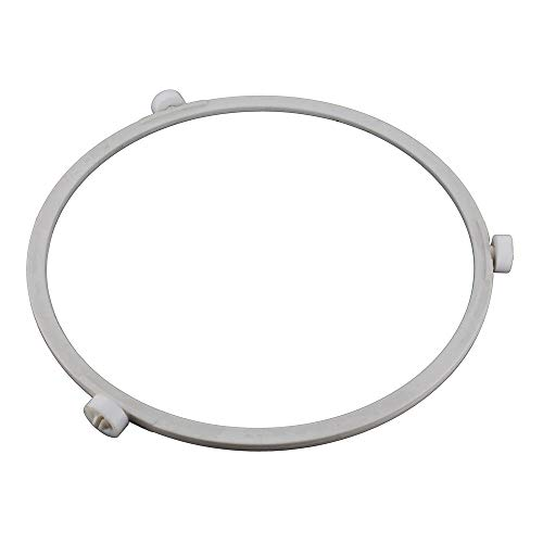 Invero - Supporto universale per anello girevole a 3 ruote, per microonde, 190 mm
