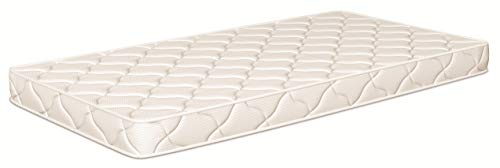 NATURALIA - Colchon Cuna thermofress, Talla 110x55cm, Color Blanco