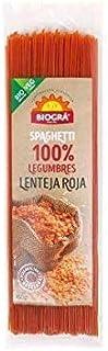 Biográ Spaguetti De Lenteja Roja Biogra Bio Biográ 200 g