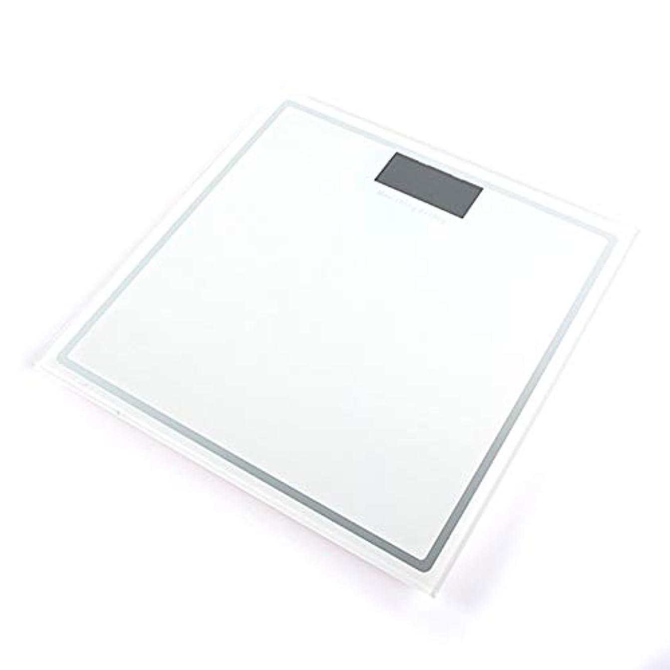 粘液再発する浴室JXSHQS 人間の小さな健康女性脂肪と呼ばれる家庭用の正確な電子体重計成人インテリジェント体脂肪 体脂肪計