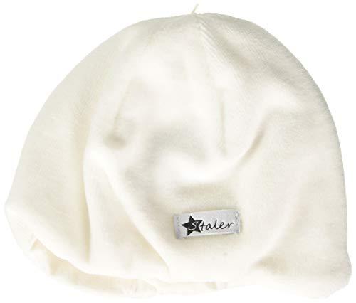 Sterntaler Mütze für Mädchen und Jungen, Alter: 5 Monate, Größe: 41, Farbe: Ecru, Art.-Nr.: 4001912