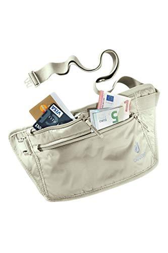 Deuter Security Money Belt II, Sacs à dos mixte adulte, Marron (Sand), 24x36x45 cm (W x H L)