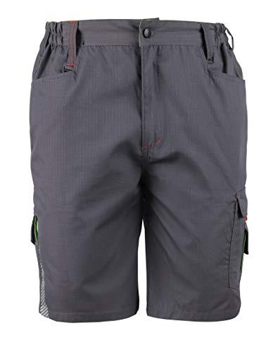 Prisma - Pantalones Cortos de Trabajo para el Verano para Hombre -...