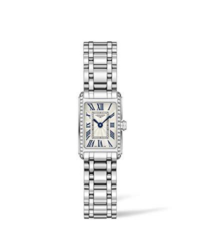 [ロンジン] 腕時計 ロンジン ドルチェヴィータ クォーツ L5.258.0.71.6 レディース 正規輸入品 シルバー