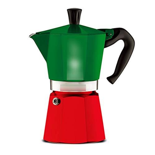 ESPRESSO MAKER moka pot Moka Pot Kookpot Koffie Makers Percolators Mokka Koffie Maker Huishoudelijke Koffie Apparaat Hand Filter Pot moka pot