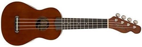 Ranking TOP6 Fender Venice Soprano Ukulele Natural - Minneapolis Mall