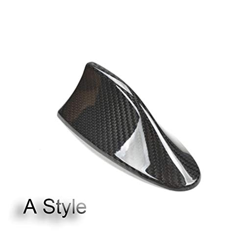 WBMKH Car Shark Fin Antenna Decoration Car Styling Car Roof Roof Tail, pour Toyota Rav4 Aygo Prius Corolla Highlander