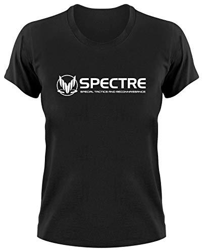 Spectre T-Shirt, XXL, Ladies schwarz