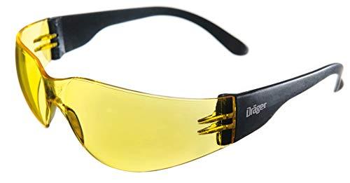 Dräger X-pect 8312 Gafas de Seguridad   Lentes de protección Rayos U
