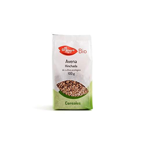 GRANERO Avena HINCHADA Bio 100 gr, No aplicable