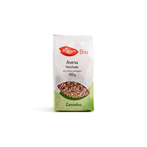 El Granero Integral – Oat puffed bio – 100 g