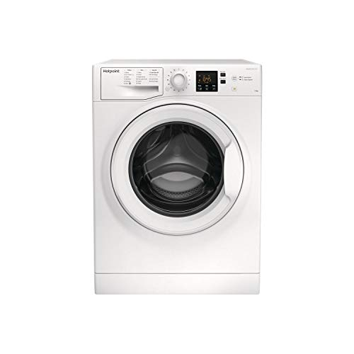 Hotpoint NSWM1043CWUKN 10kg 1400rpm Freestanding Washing Machine - White