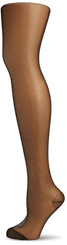 KUNERT Damen Matt Fein Strumpfhose Glatt & Softig, 20 DEN, Black, 44/45 (Herstellergröße: 44/46)